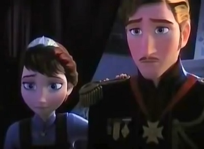 Frozen parents 2